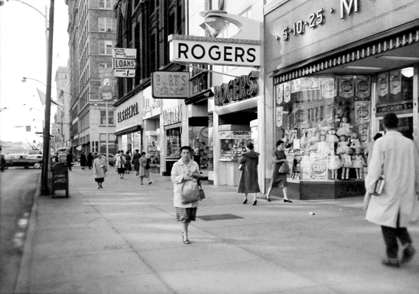 Rogers & Co., Main St. 1958